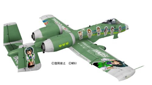 A-10A Thunderbolt II Idol Master otonashi bird / THE IDOLM @ STER SP (1/48 SP277)