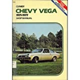 Vega Service, Repair Handbook, 1971-1977 Models, Jim Combs, 089287130X