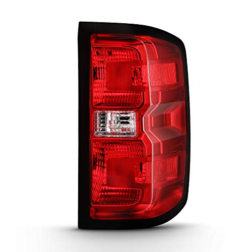 ACANII - For 2016 2017 2018 Chevy Silverado 1500 Tail Light Brake Lamp OE Style Replacement Right Passenger Side