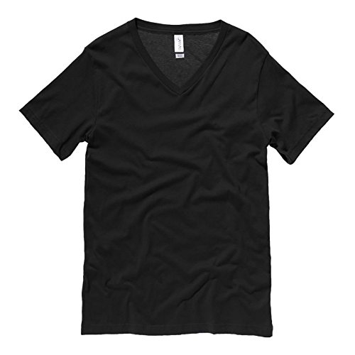 Bella Wholesale (Bella + Canvas Unisex Jersey Short-Sleeve V-Neck T-Shirt, XL, TRUE ROYAL)