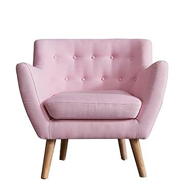 Muebles Marieta Sillón Rabbit Light Pink: Amazon.es: Hogar