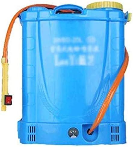 農業園芸電気スプレー、ナップザックスプレー、圧力スプレー、ホーム用スプレー電動ポンプスプレー、アクションスプレー有料コードレス (Size : 18L)