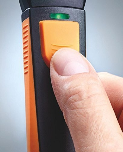 Testo 405i Wireless Hot-Wire Anemometer with Smart Technology