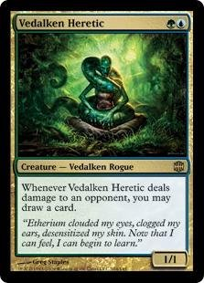 Magic: the Gathering - Vedalken Heretic - Alara - Mint Alara