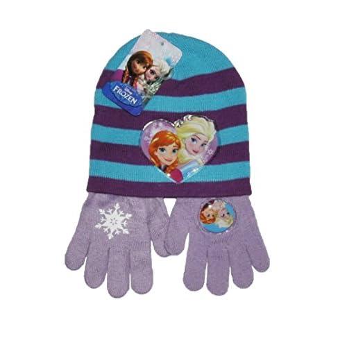 d234b0d28d Nuevo Arditex - Conjunto de 2 piezas gorro y guantes Frozen - www ...