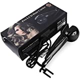 Hair Curler Wand Curling Iron Roller Auto Professional Salon Equipment Style Hair Perm Wave Machine Electric LCD...