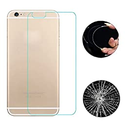 Lookatool® for iPhone 6s 4.7inch Explosion-proof 9H Tempered Glass Film Back Protector