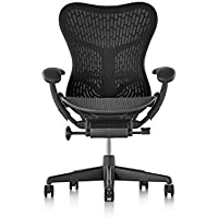 Herman Miller Mirra 2 Chair -  Tilt Limiter and Seat Angle, Butterfly Back