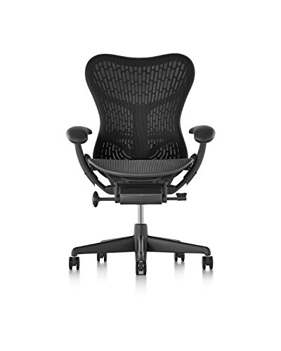 Herman Miller Mirra 2 Chair -  Tilt Limiter and Seat Angle, Butterfly Back by Herman Miller
