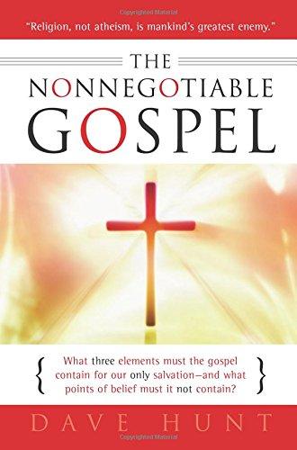 Read Online The Nonnegotiable Gospel ebook