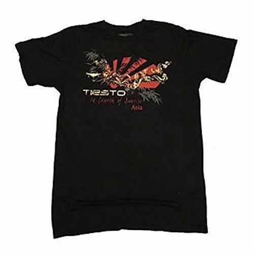 Tiesto - ASIAN SUN - Offizielles Herren T-Shirt