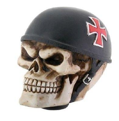 - Everything Jingle Bell Iron Cross Skull Skeleton Car Gear Shifters Automobile Shift Knob Handle
