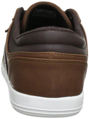 Sneakers Basses 7 dk Homme 3619 Knights brown B31 brown British Marron qwBxa