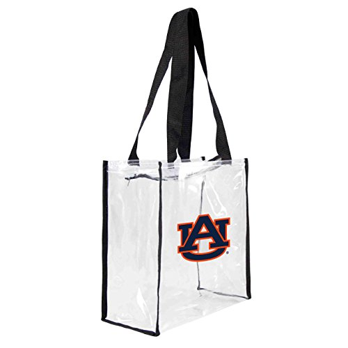 NCAA Auburn Tigers Clear Square Stadium Tote