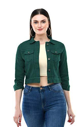 MONTREZ Full Sleeve Solid Women Jacket