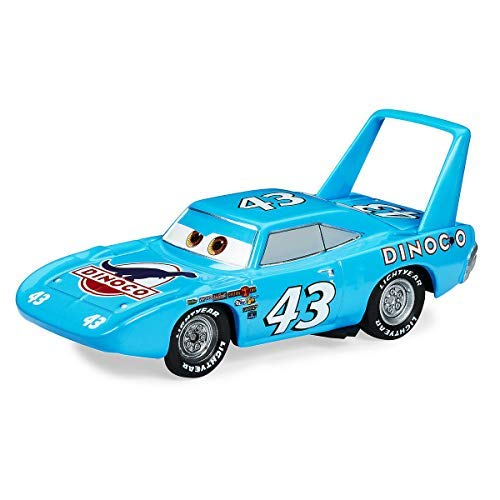 - Pull 'N' Race Strip ''The King'' Weathers Die Cast Car - Cars