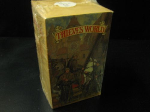 (Thieves World Boxed Set : Thieves' World, Tales From the Vulgar Unicorn, Shadows of Sanctuary, Storm Season, and The Face of Chaos)