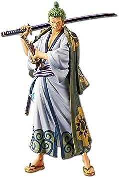 Banpresto One Piece Roronoa Zoro The Grandline Men Wanokuni DXF Vol.2