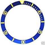 Bezel Insert for Rolex Submariner Blue 16610, 16613 G/F
