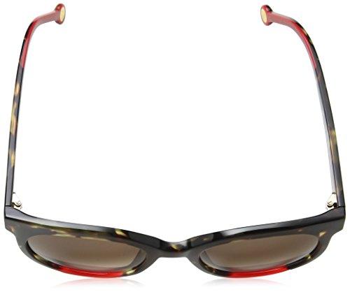 Caroline para Gafas de Sol Havana Herrera Shiny Marrón Mujer IgxrwIAOq