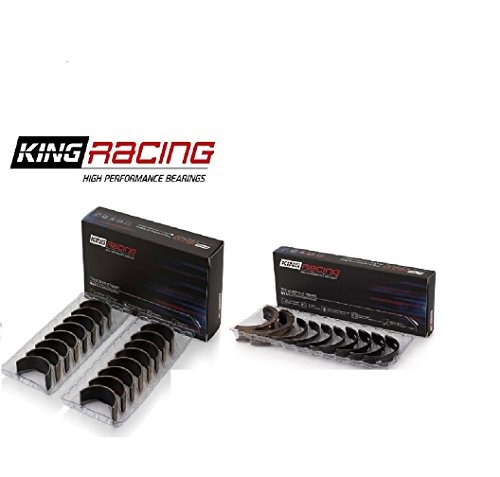 Chevy 4.8 4.8L 5.3 5.3L 6.0 6.0L VORTEC King Performance Race Rod & Main Bearings ()