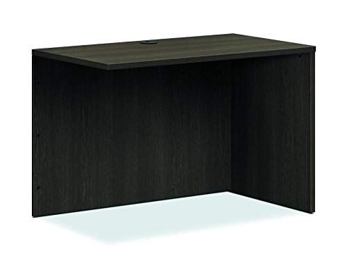 HON BL Laminate Series Return Shell for Office, 42.25w x 24d x 29h, Espresso - Basyx Office Credenza
