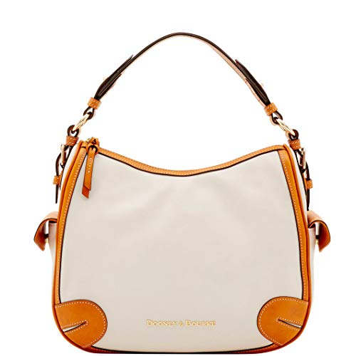 Shoulder Bag City amp; Side Pocket Bone Dooney Bourke Hobo qYw0n6