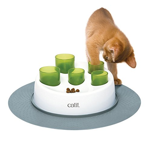 Top 8 Cats Food Puzzles