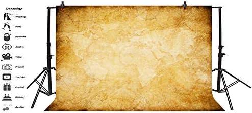7x5ft Retro Antique World Map Scenic Polyester Photography Background Nautical Marine Theme Faint Compass Illustration Child Adult Artistic Portrait Shoot Backdrop Nostalgia Style Wallpaper