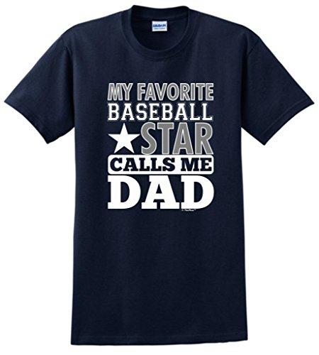 Favorite Baseball Star Calls T Shirt