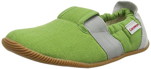 Giesswein Söll - Slim Fit - Pantuflas Niños Verde (467 / Gras)