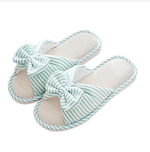 Papillon Noeud D Chaussons Chaussures Famille Confortable SHANGXIAN zqTFRR