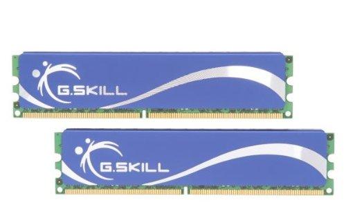 G.SKILL 8GB (2 x 4GB) 240-Pin DDR2 SDRAM DDR2 800 (PC2 6400) Desktop Memory Model F2-6400CL5D-8GBPQ ()