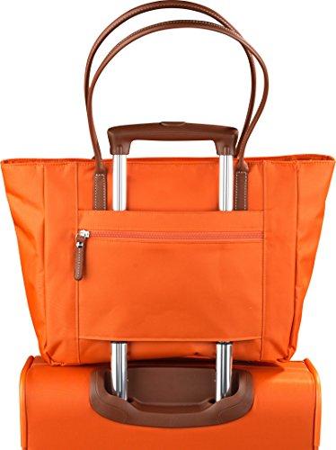 JUMP Paris Borsa a spalla, arancione (arancione) - 6579