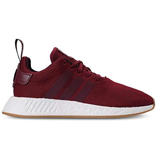 Adidas Eu 42 gum r2 Originalsby9914 white maroon Hombre Nmd 5 wZwraq