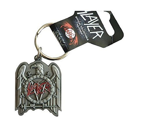 (Slayer Standard Keychain: Eagle - -)