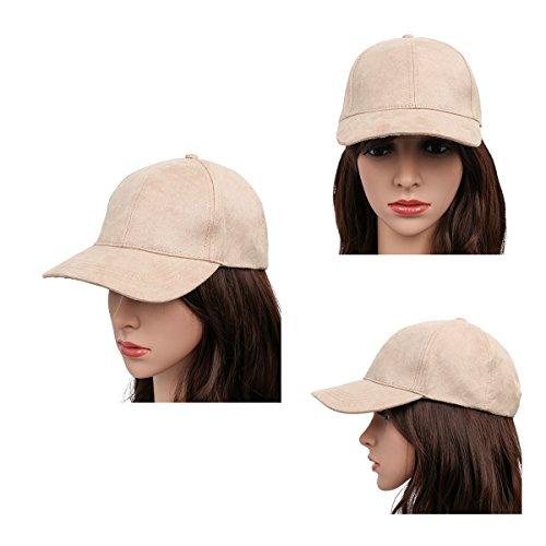 verde Camello béisbol claro gorras de Las Cusfull q8TOOA