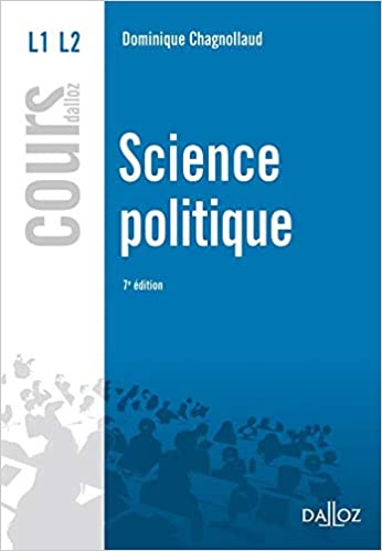 Amazon Fr Science Politique 7e Ed Cours Dominique