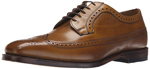 Allen Edmonds Men's Leiden Oxford, Walnut, 9.5 3E US