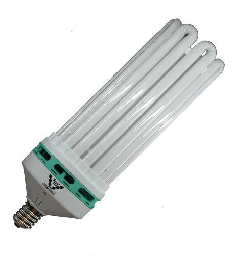 (200 Watt SunBlaster CFL 6400K Compact Fluorescent Grow Light Bulb)