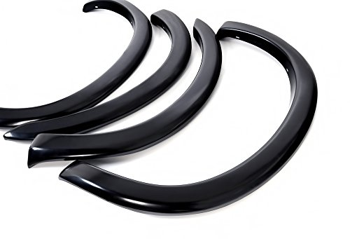 APS Reinforced ABS Fender Flares Rugged For 99-07 Ford F-250/F-350 Super Duty (2000 Ford F250 Fender Flares compare prices)