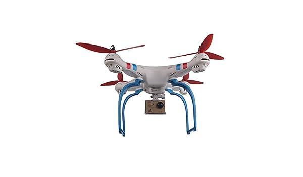 Wchaoen RC Quadcopter Repuestos Aterrizaje for dji Phantom 3 Syma ...