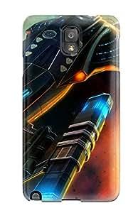 For WkCciSu187mHkXK Star Trek Online Game Protective Case Cover Skin/galaxy Note 3 Case Cover