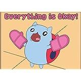Bravest Warriors - Catbug Everything Is Okay - Refrigerator Magnet