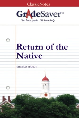 Return of the native summary pdf
