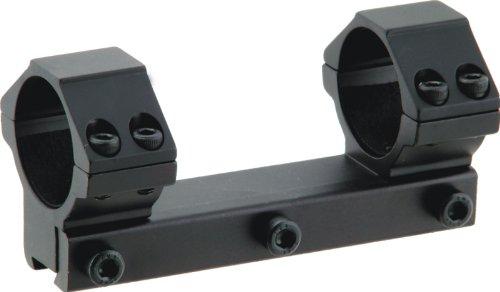 UTG Airgun .22 Medium Profile Integral 1-Inch Ring Mount, Outdoor Stuffs