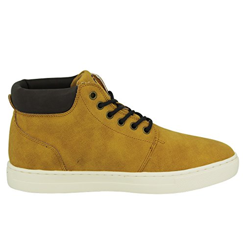 for sale top quality Fila BYRAM MID Beige Suede Leather Men Sneakers Shoes Beige Grey outlet store online XAhC0v0