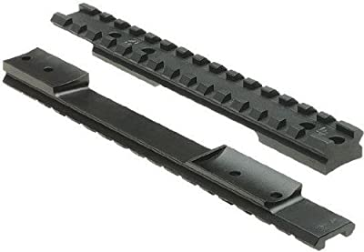 Nightforce Steel One Piece Scope Mounting Base with 40 MOA Taper, for the Remington Model 700 Long Action Rifles. from Nightforce Optics
