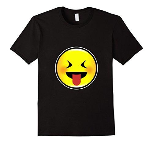 Mens Halloween Group Costume T Shirt DIY Emoji Men Women Youth 2XL (Group Halloween Costumes Diy)