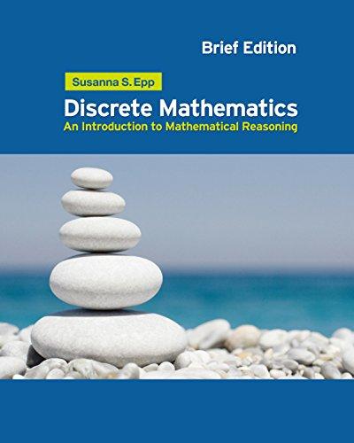 Discrete Mathematics: Introduction to Mathematical Reasoning Pdf